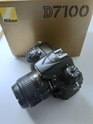 Nikon D7100 camera + 18-55mm + more .. dslr for Sale in Miami, FL