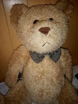 Barnes and Noble teddy bear for Sale in San Angelo,  TX