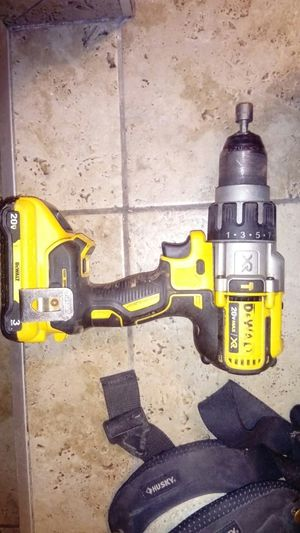 DEWALT 20v hammer drill for Sale in Kearns, UT