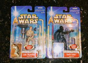 Darth Vader & Luke Skywalker The Empire Strikes Back for Sale in El Mirage, AZ