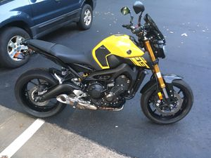 YAMAHA FZ09 2015 for Sale in Oakton, VA