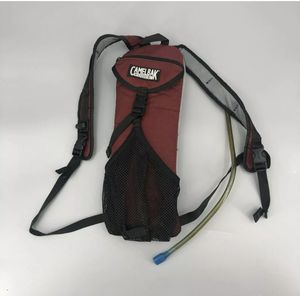 CamelBak Rogue Hydration Backpack With Bladder 2L/70 Oz. Burgundy Red Mesh Back for Sale in Punta Gorda, FL