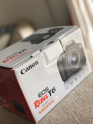 CANON DSLR CAMERA for Sale in Claremont, CA