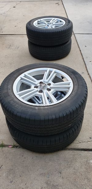 Ford Mustang rims 2014 for Sale in West Springfield, VA