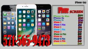 ALL IPHONE SCREEN ARE AVAILABLE IN VERY GOOD PRICE for Sale in Annandale, VA