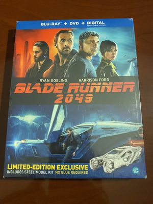 Blade Runner 2049 Limited Edition Includes Steel Model Kit for Sale in Orlando, FL