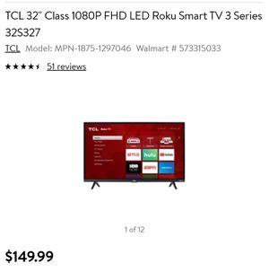Tcl 32 inch Roku smart TV for Sale in Murfreesboro, TN