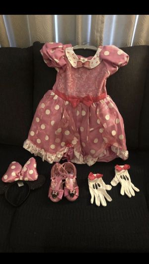 Minnie Mouse Costume for Sale in Huntington Park, CA