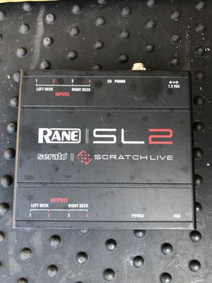 RANE SERATO SL2 for Sale in Santa Monica, CA