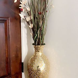 Floor Vase With Flowers for Sale in Vancouver, WA