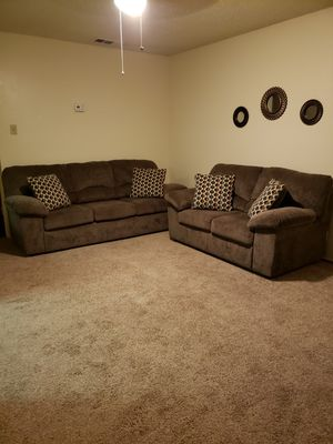 Living Room Sofa & Love Seat for Sale in Midland, TX