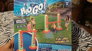 Kids Limber Limbo Sprinkler for Sale in Austin, TX