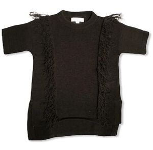 Michael Kors Short Sleeve Fringe Sweater- Sz XS for Sale in Pittsburgh, PA