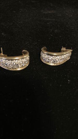 Diamond Dangle Earrings for Sale in Greenbelt, MD