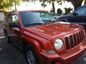 2010 Jeep Patriot for Sale in Tampa, FL