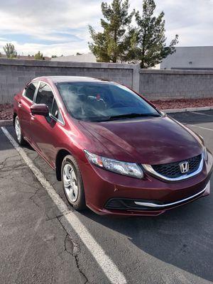 2014 Honda Civic LX for Sale in Henderson, NV