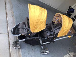 Tandem double stroller for Sale in Goodyear, AZ