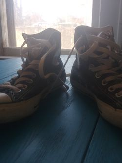 Converse High Tops for Sale in Yukon,  OK