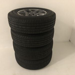 Jeep Rims For Sale Brand New With Tires & Tpms for Sale in Miami, FL