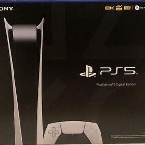 PlayStation 5 Digital Edition (In Hand) for Sale in Reston, VA