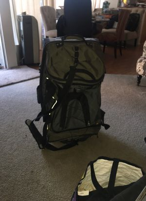 Large explorers travel back pack for Sale in Los Angeles, CA