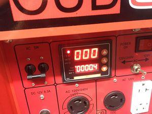 6000 watt diesel generator for Sale in Seattle, WA