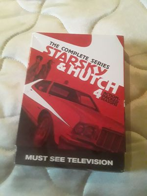 Starsky and Hutch the original TV series on DVD for Sale in McKeesport, PA