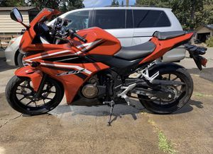 2017 Honda CBR 500r for sale for Sale in Hillsboro, OR