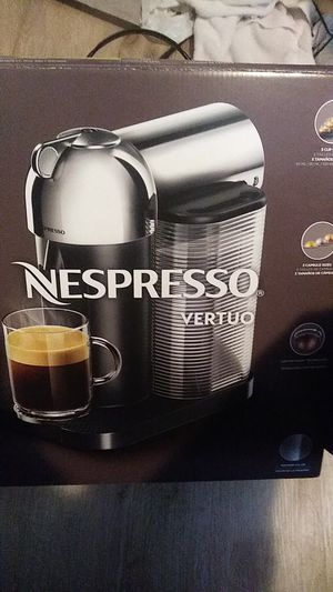 Nespresso coffee maker... BRAND NEW!!! for Sale in Santa Ana, CA