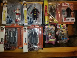 Jay and Silent Bob Action Figure Collection for Sale in Orlando, FL