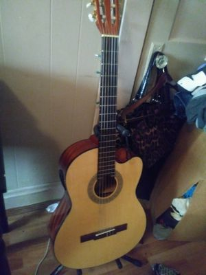 Lucero classical guitar for Sale in Cleveland, OH