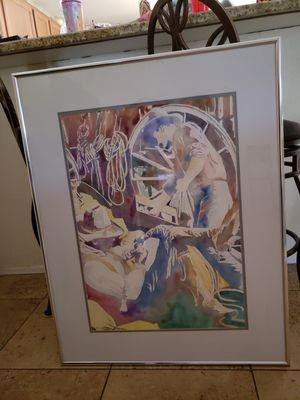 Charles k brothers painting for Sale in Laveen Village, AZ