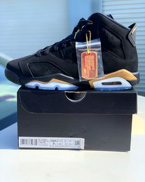 Brand new Air Jordan retro 6 DMP size 7y for Sale in Hazleton, PA