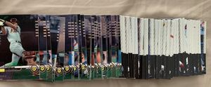 1999 Upper Deck IOnix Baseball Card Set 1-90 Griffey Jeter McGwire for Sale in Brea, CA