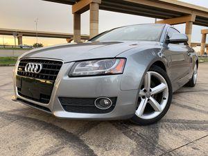 2008 Audi A5 QUATTRO EXCELLENT CONDITION CLEAN TITLE for Sale in Dallas, TX