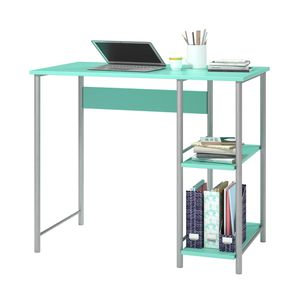 Basic Metal Student Computer Desk, Spearmint for Sale in Los Angeles, CA