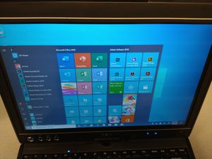 '14 Dell Latitude Stylist Touchscreen Laptop/Tablet - Windows 10 - Office 2019 - Photoshop and more... for Sale in Chicago, IL