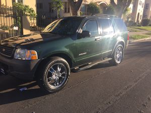 FORD EXPLORER 2002 4x4 in perfect condition for Sale in Los Angeles, CA