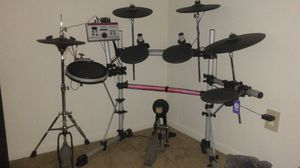 Drum Set Yamaha DTXspress IV Special Edition (OBO) for Sale in Tampa, FL