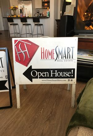 HomeSmart open house signs for Sale in Scottsdale, AZ