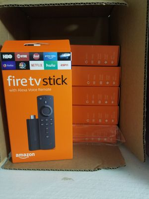 Fire TV stick jail broken for Sale in Havre de Grace, MD