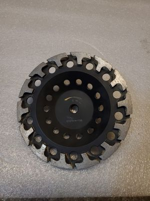 """7"""" concrete grinding blade for Sale in Hackensack, MN"""