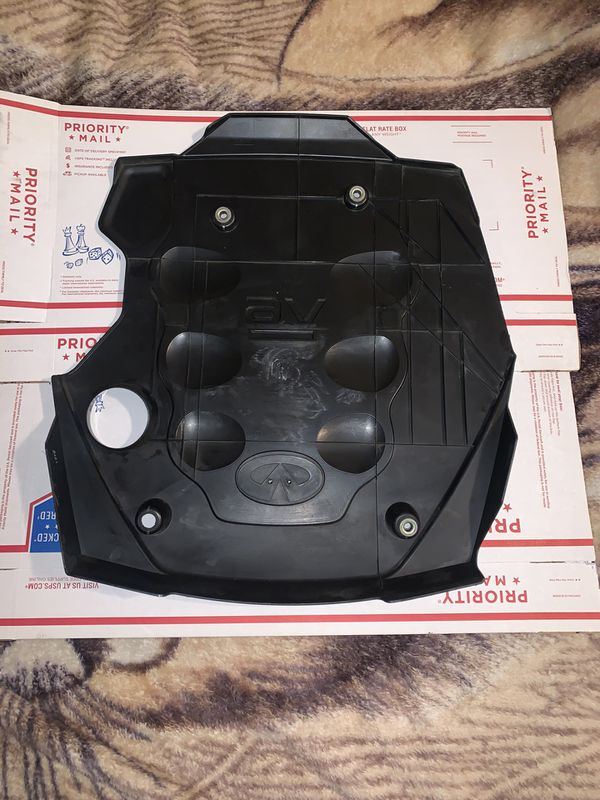 G35 engine cover parts part out