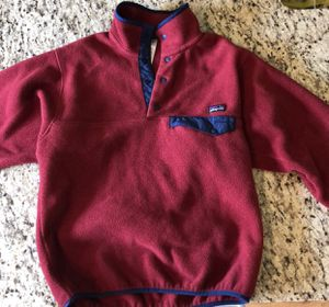 Patagonia Synchilla Pullover Sweater for Sale in Atherton, CA