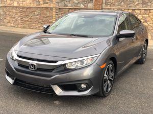 2017 Honda Civic EX-L sedan Sensing for Sale in Mesa, AZ