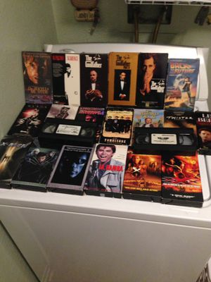 23 VHS Movies for Sale in Riverside, CA