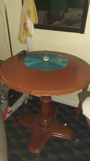 Over 40 nights stands head boards tables chairs for Sale in Wrightstown, NJ