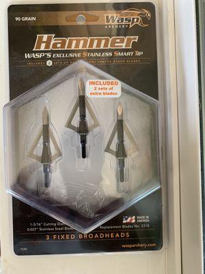 Wasp 90 Grain Hammer for Sale in Beavercreek, OR