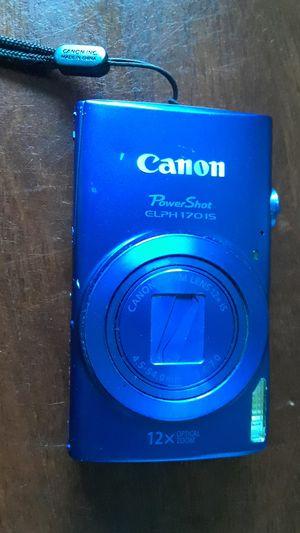 Canon elph 170is digital camera for Sale in Miami, FL