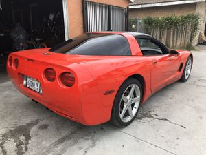 1997 Chevy corvette for Sale in Huntington Park, CA